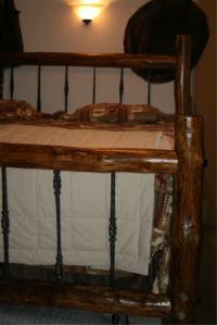 log-bed